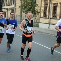 Tallinna Maraton - Sam Mills (671), Laura Powney (1718), Patrice Daniel (2205), Priit Remmelgas (3132), Anna Remmelgas (3422)