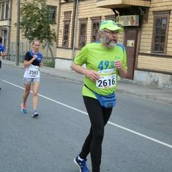 Tallinna Maraton - Anna Redikson (2563), Kairi Ennok (2571), Kalevi Kairemo (2616)