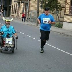 Tallinna Maraton - Ari-Pekka Paavola (2564), Jüri Toomejõe (2821)