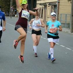 Tallinna Maraton - Ann Saks (1133), Toomas Helme (2402), Kati Kiipsaar (2625)