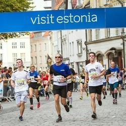 Tallinna Maraton - Craig Antcliff (342), Annika Meos (455), Konstantins Meikšans (1394), Tim Pringuer (2310)