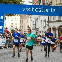 Tallinna Maraton - Mikk Paas (593), Marti Ranne (734), Marek Pohla (761), Bergman Esa (1495)