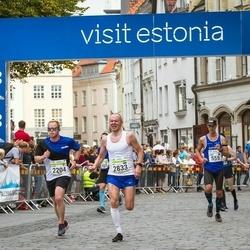 Tallinna Maraton - Janek Oblikas (555), Ryan Jenks (2204), Ado Are (2833), Tõnu Kirsimaa (3885)