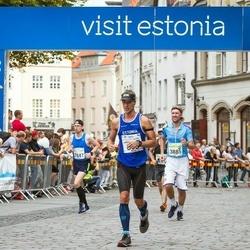 Tallinna Maraton - Artur Melkumjan (401), Tuomas Hyttinen (2847), Tõnu Kirsimaa (3885)