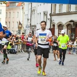 Tallinna Maraton - Ari Karhinen (610), Ingemars Ivanovskis (844), Toomas Laur (2744)