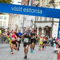 Tallinna Maraton - Arkadii Bukhtoiarov (202), Evgeny Shadrin (597)