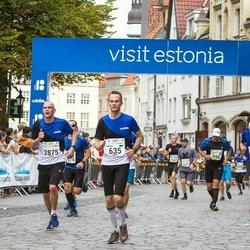 Tallinna Maraton - Bobrova Anna (148), Marko Tooming (635), Reljo Kingisepp (2875)