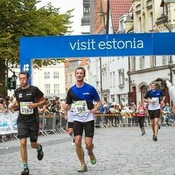 Tallinna Maraton - Marko Sova (568), Ago Saluveer (3167)