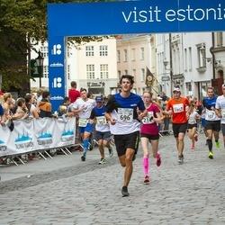 Tallinna Maraton - Svetlana Kriukova (214), Adam Linder (696), Boris Sheliapin (1952), Rolands Concevics (3204), Ahto Eesmäe (3903)