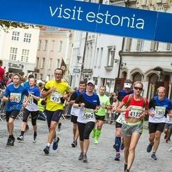 Tallinna Maraton - Tomas Dahlqvist (470), Arndt Heinzmann (1302), Karin Klooster (1604), Aleksei Šmeljov (2257), Yulia Baydakova (4122)