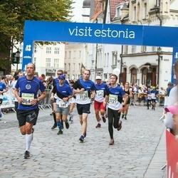 Tallinna Maraton - Vaido Laitus (585), Artur Raik (2727)