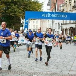 Tallinna Maraton - Vaido Laitus (585), Artur Raik (2727), Eduard Andronov (3139)