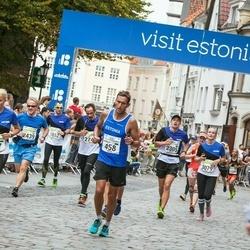 Tallinna Maraton - Margus Raud (458), Anni Oja (887), Ville Vaikna (2305), Witold Gasiorczyk (2439), Piret Pajuste (3079), Eduard Koitmaa (3371)