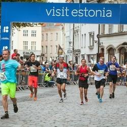 Tallinna Maraton - Rudolf Roovers (456), Mairo Hirmo (1088), Artem Krylov (2931), Robert Harlow (2962), Tomáš Minárik (3016)