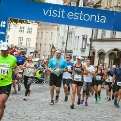 Tallinna Maraton - Madis Maripuu (1596), Mari-Liis Somelar (1728), Raili Hurt (1728), Christina Luhamets (1756), Olli Tiirola (2164), Christian Stock (2164)
