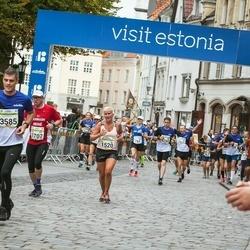 Tallinna Maraton - Lea Leinonen (1520), René Jensen (1707), Indrek Mägi (1768), Birgit Paal (2425), Taavi Piiper (3585)