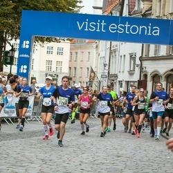 Tallinna Maraton - Mauri Saarend (548), Kristi Kõll (794), Sabine Krupke (1025), Ülli Sirel (1555), Indrek Mägi (1768), Aarne Nõmberg (2425)