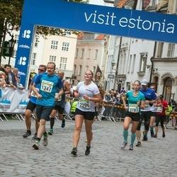 Tallinna Maraton - Laura Maasalu (1164), Arto Miettinen (1347), Marion Villemson (2296), Annika Roosleht (3783)