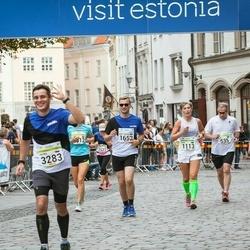 Tallinna Maraton - Doris Andrejev (1113), Terhi Jantunen (1352)