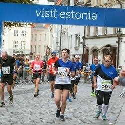 Tallinna Maraton - Anna Ovtšarenko (1001)