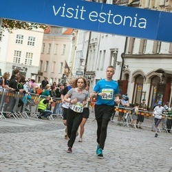 Tallinna Maraton - Britt Haas (1873), Madis Roosaar (2348)