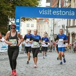 Tallinna Maraton - Age Jakobson (2085), Markko-Rollin Põdra (2709)
