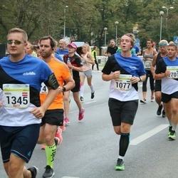 Tallinna Maraton - Kristjan Lill (1077), Andis Kovalevskis (1345)