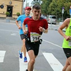 Tallinna Maraton - Kevin Kaldmäe (94), Artem Cherepanov (234)