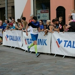 Tallinna Maratoni Sügisjooks 10 km - Evgeny Andreychenko (399), Kevin Nutov (483), Aare Randma (577)