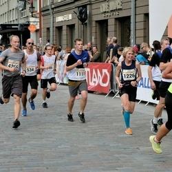 Tallinna Maratoni Sügisjooks 10 km - Peep Joonas (111), Andres Voolar (534), Berit Grøtte (1226), Karl Terrence Toome (4265)