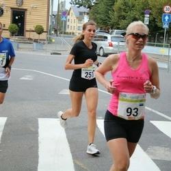 Tallinna Maraton - Sanna Malinen (93), Aleksandra Vorobeva (251), Aigor Paas (297)