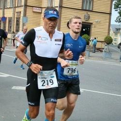 Tallinna Maraton - Vladimir Galkin (219), Andre Kukk (796)
