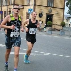 Tallinna Maraton - William Lockwood (378), Aleksei Kuligin (2325)