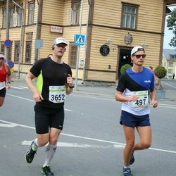 Tallinna Maraton - Armin Soosalu (497), Aarne Vasarik (3652)
