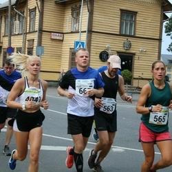Tallinna Maraton - Andra Moistus (565), Olle Selliov (667), Katrena Tenno (4041)