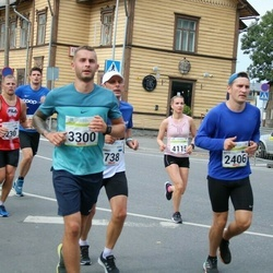 Tallinna Maraton - Arto Tõnnis (2406), Kaspar Kaldoja (3300)