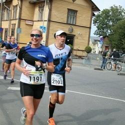 Tallinna Maraton - Annika Veimer (1191)