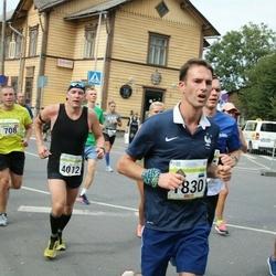 Tallinna Maraton - Brice Francis Marie Gasnier (1830), Kert-Robert Nõmme (4012)