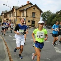 Tallinna Maraton - Anna Plehhanova (2773), Sven-Erik Soosaar (3354)