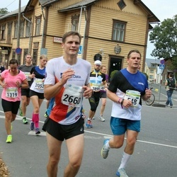Tallinna Maraton - Mauri Saarend (548), Armands Puravs (2660)
