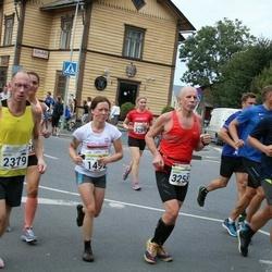 Tallinna Maraton - Marta Pajak (1492), Artur Rauhiainen (2379), Sergey Aksenov (3258)