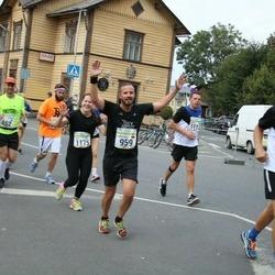 Tallinna Maraton - Christoph Huebner (959)