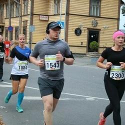 Tallinna Maraton - Fedor Mikhaylovskiy (1543), Anna-Liisa Pärnalaas (2300)
