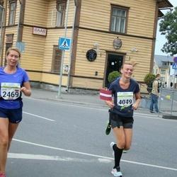 Tallinna Maraton - Sami Hovi (2649), Agnese Freimane (4049)