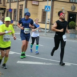 Tallinna Maraton - Aegir Magnusson (2619), Aleksandr Karpenko (3994)