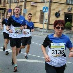 Tallinna Maraton - Kirill Gundich (2246), Agnes Siniorg (3138)