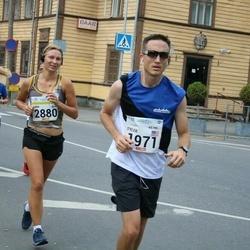 Tallinna Maraton - Tyler Mcspadden (1971), Anna Niemi (2880)