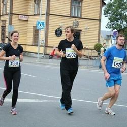 Tallinna Maraton - Henri Lindeberg (1879), Anni Reitalu (3501), Andres Kauts (3502)