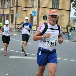 Tallinna Maraton - Arto Ylikotila (1951)