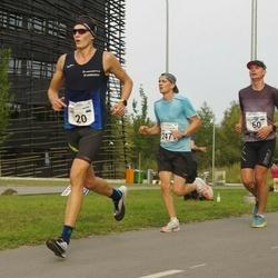 Tallinna Maraton - Rain Seepõld (20), Artur Praun (60)
